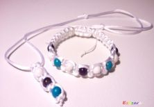S3B1 - set bracelet and pendant