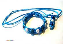 S3M1 - set bracelet and pendant