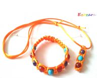 S3O2 - set bracelet and pendant